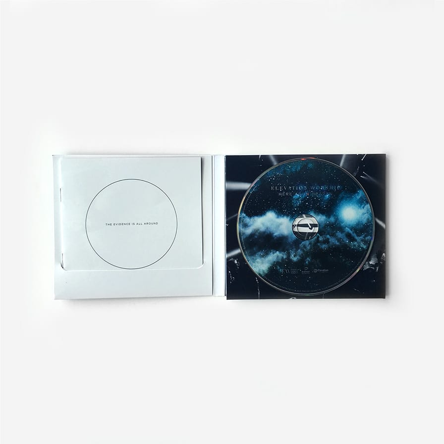 Elevation Worship Here As In Heaven CD Steven Furtick Ministries - Elevation here